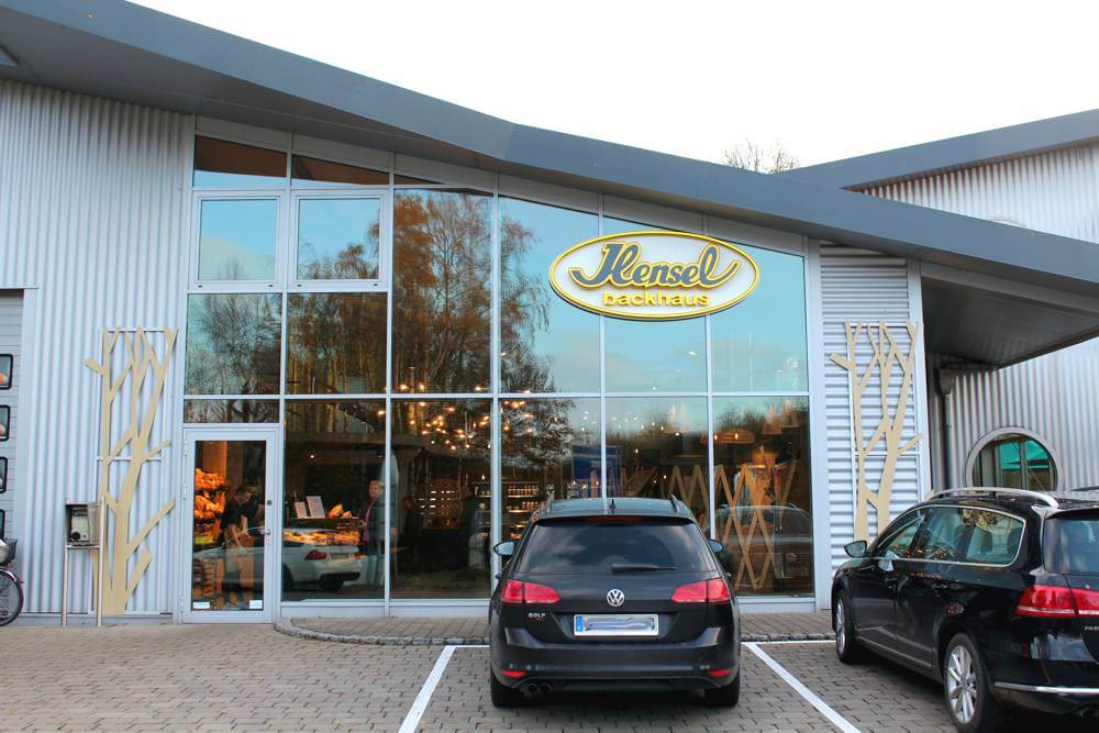 Hensel Backshop Fassade